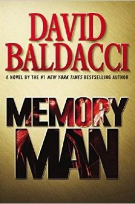 #BookReview Memory Man by David Baldacci @davidbaldacci