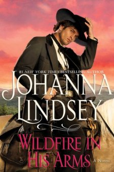 #BookReview Wildfire in His Arms by Johanna Lindsey