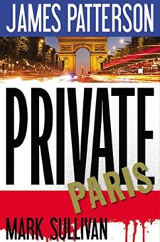 #BookReview Private Paris by James Patterson & Mark Sullivan