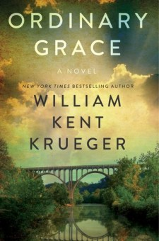 #BookReview Ordinary Grace by William Kent Krueger @WmKentKrueger