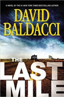 #BookReview The Last Mile by David Baldacci @davidbaldacci