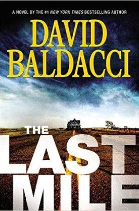 #BookReview The Last Mile by David Baldacci @davidbaldacci