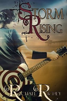 #BookReview Storm Rising by Rachael Richey @RachaelRBooks