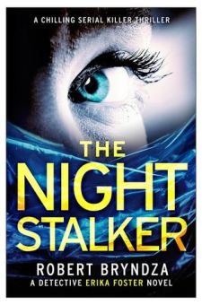 #BookReview The Night Stalker by Robert Bryndza @robertbryndza @bookouture