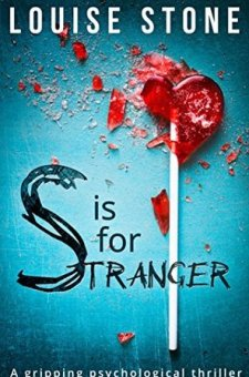 #BookReview S is for Stranger by Louise Stone @writercharlie