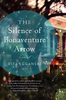 #BookReview The Silence of Bonaventure Arrow by Rita Leganski
