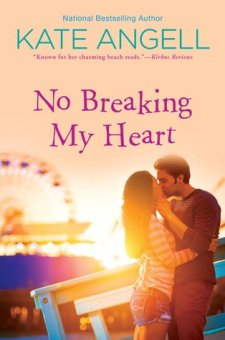 #BookReview No Breaking My Heart by Kate Angell