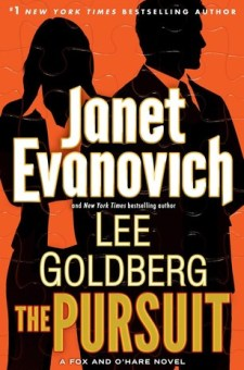 #BookReview The Pursuit by Janet Evanovich & Lee Goldberg
