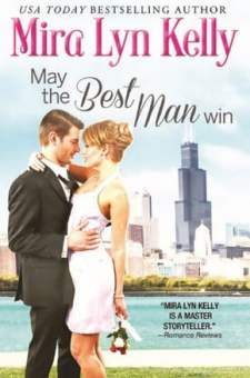 #BookReview May the Best Man Win by Mira Lyn Kelly  @MiraLynKelly