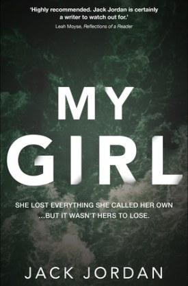 #BookReview My Girl by Jack Jordan @_JackJordan_