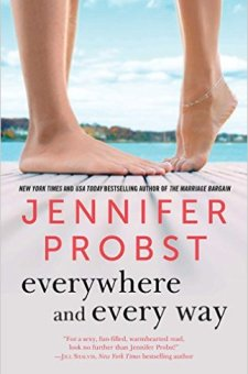 #BookReview Everywhere and Every Way by Jennifer Probst @jenniferprobst
