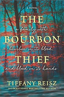 #BookReview The Bourbon Thief by Tiffany Reisz @tiffanyreisz
