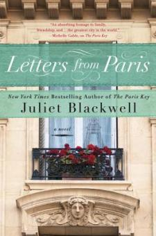 #BookReview Letters from Paris by Juliet Blackwell @JulietBlackwell
