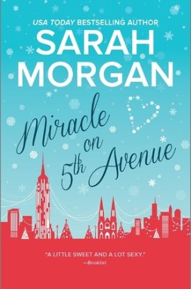 #BookReview Miracle on 5th Avenue by Sarah Morgan @SarahMorgan_