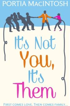 #BookReview It's Not You, It's Them by Portia MacIntosh @PortiaMacIntosh