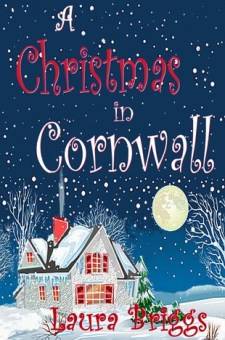 #BookReview A Christmas in Cornwall by Laura Briggs @PaperDollWrites