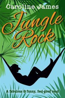 #BookReview Jungle Rock by Caroline James @CarolineJames12