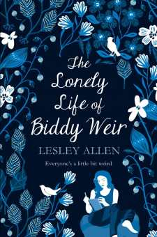 #BookReview & #BlogTour The Lonely Life of Biddy Weir by Lesley Allen @Lesley_Allen_