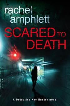 #BookReview Scared to Death by Rachel Amphlett @RachelAmphlett