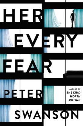 #BookReview Her Every Fear by Peter Swanson @PeterSwanson3