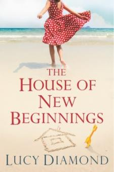 #BookReview The House of New Beginnings by Lucy Diamond @LDiamondAuthor @PGCBooks