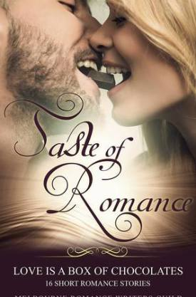 #BookReview Taste of Romance by The Melbourne Romance Writers Guild @TheMRWG @cass_oleary