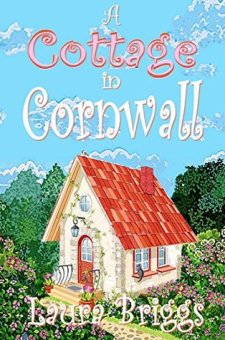 #BookReview A Cottage in Cornwall by Laura Briggs @PaperDollWrites