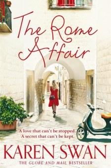 #BookReview The Rome Affair by Karen Swan @KarenSwan1 @PGCBooks