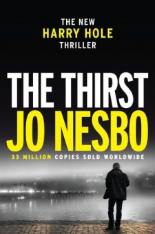 #BookReview The Thirst by Jo Nesbo @RealMrJoNesbo ‏@RandomHouseCA