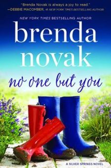 #BookReview No One But You by Brenda Novak @Brenda_Novak @HarlequinBooks