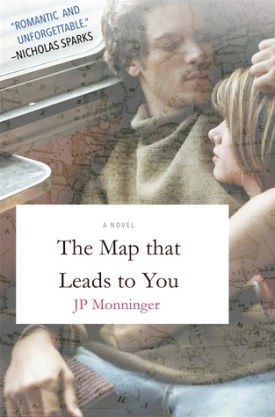 #BookReview The Map that Leads to You by J.P. Monninger @StMartinsPress