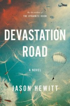 #BookReview Devastation Road by Jason Hewitt @JasonHewitt123 @littlebrown