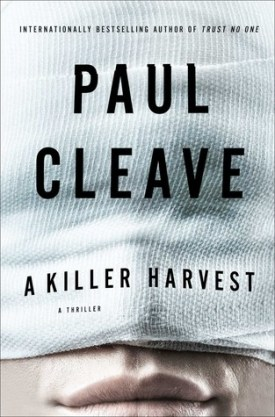 #BookReview A Killer Harvest by Paul Cleave @PaulCleave @SimonSchusterCA