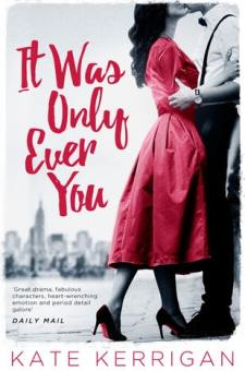 #BlogTour & #BookReview It Was Only Ever You by Kate Kerrigan @katekerrigan @HoZ_Books