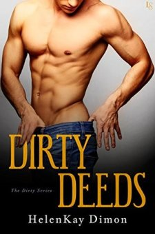 #BookReview Dirty Deeds by HelenKay Dimon @helenkaydimon @readloveswept
