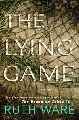 #BookReview The Lying Game by Ruth Ware @RuthWareWriter @SimonSchusterCA