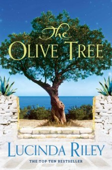 #BookReview The Olive Tree by Lucinda Riley @lucindariley @PGCBooks