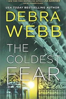 #BookReview The Coldest Fear by Debra Webb @DebraWebbAuthor @HarlequinBooks