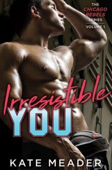 #BookReview Irresistible You by Kate Meader @KittyMeader @Pocket_Books
