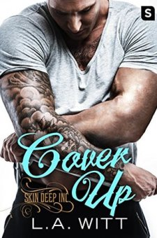 #BookReview Cover Up by L.A. Witt @GallagherWitt @SMPRomance
