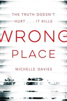 #BookReview Wrong Place by Michelle Davies @M_Davieswrites @PGCBooks