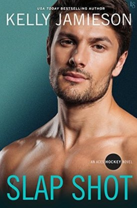 #BookReview Slap Shot by Kelly Jamieson @KellyJamieson @readloveswept