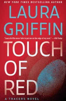 #BookReview Touch of Red by Laura Griffin @Laura_Griff @Pocket_Books