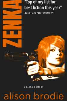 #BookReview Zenka by Alison Brodie @alisonbrodie2