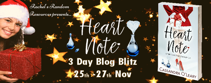 #BookReview Heart Note by Cassandra O'Leary @rararesources @cass_oleary #HeartNote
