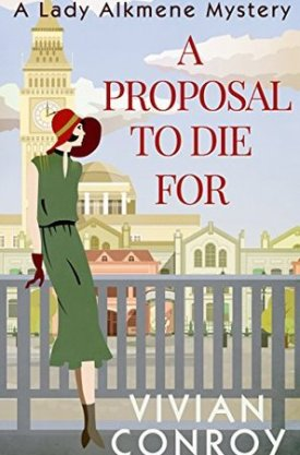 #BookReview A Proposal To Die For by Vivian Conroy @VivWrites @HQDigitalUK