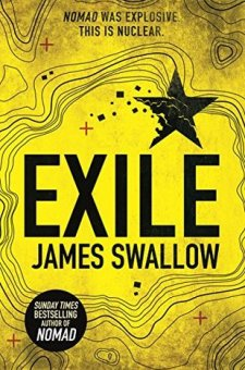 #BookReview #BlogTour Exile by James Swallow @jmswallow @BonnierZaffre