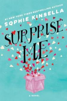 #BookReview Surprise Me by Sophie Kinsella @KinsellaSophie @randomhouse