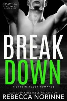 #BlogTour #BookReview Break Down by Rebecca Norinne @rebecca_norinne @InkSlingerPR
