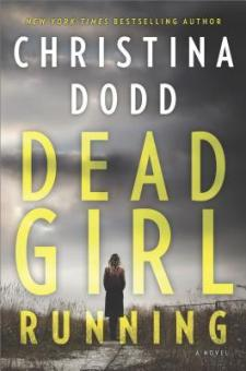 #BookReview Dead Girl Running by Christina Dodd @ChristinaDodd @HarlequinBooks